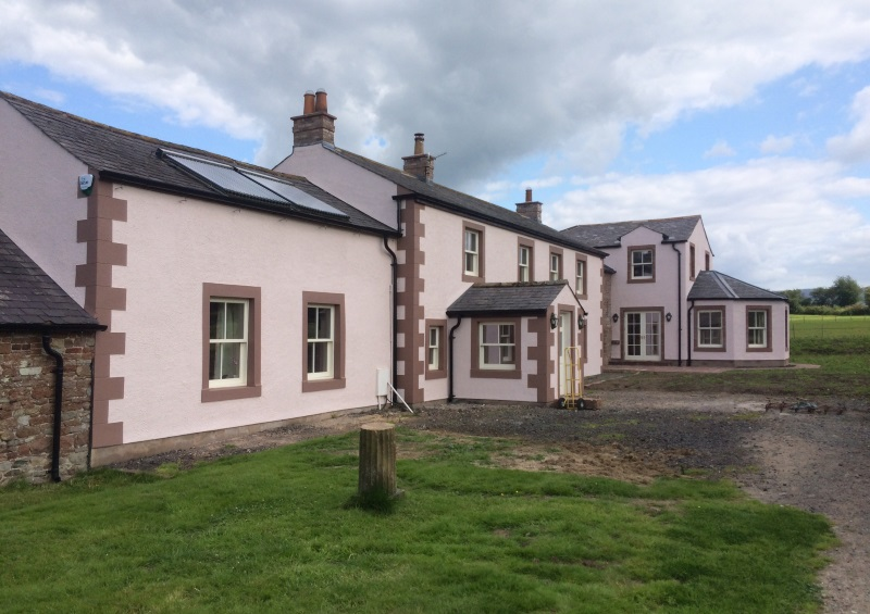 Painters and Decorators in Lockerbie, Scotland